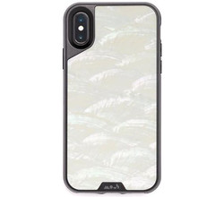 Mous Mous Limitless 2.0 Case iPhone Xs Max - White Shell (D)