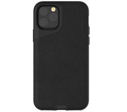 Mous Mous Contour Backcover iPhone 11 Pro - Zwart (D)