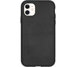 RhinoShield RhinoShield SolidSuit Backcover iPhone 11 - Leather Black (D)
