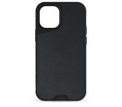Mous Mous Limitless 3.0 Case iPhone 12 Pro Max - Black Leather (D)