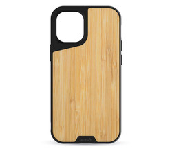 Mous Mous Limitless 3.0 Case iPhone 12 (Pro) - Bamboo (D)