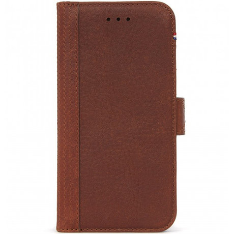 Decoded Leather Wallet Booktype iPhone SE (2020) / 8 / 7 / 6(s) (D)