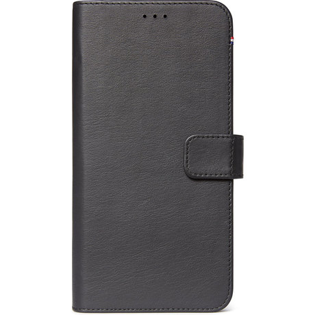 Decoded 2 in 1 Leather Booktype iPhone 11 Pro - Zwart (D)