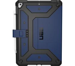 UAG UAG Metropolis Bookcase iPad 10.2 (2019 / 2020) - Blauw (D)