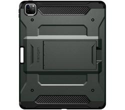 Spigen Spigen Tough Armor Tech Backcover iPad Pro 11 (2020) - Gunmetal (D)