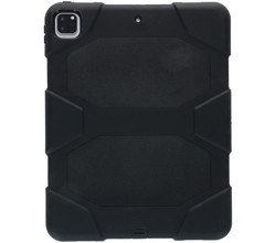 TPL Extreme Protection Army Backcover iPad Pro 12.9 (2020) (D)