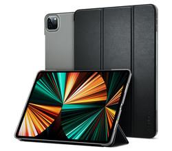Spigen Spigen Smart Fold Bookcase iPad Pro 12.9 (2021) - Zwart (D)