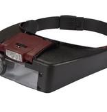 Velleman Velleman VTMG13 hoofdband met vergrootglas en LED verlichting