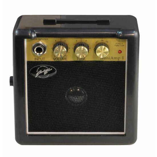 Johnny Brook Johnny Brook JB704 mini gitaarversterker 3 watt