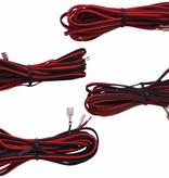 E-audio E-audio B403BL vochtbestendige badkamer speaker set met versterker