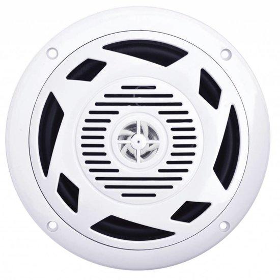 E-audio E-Audio B404BL badkamer muziekinstallatie met 6.5 inch speakers 60 Watt