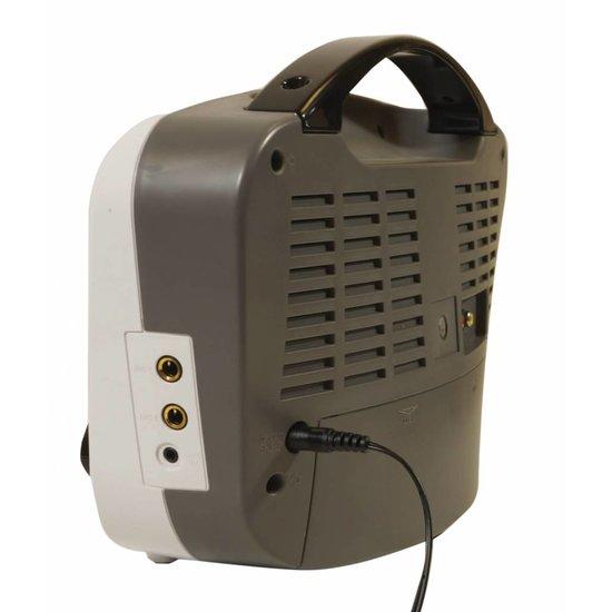 MR Entertainer Mr Entertainer KAR122D Bluetooth CDG karaoke machine