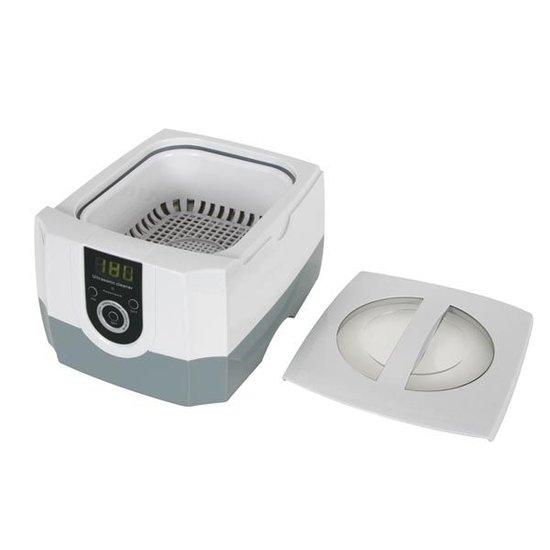 Velleman Velleman VTUSC2 ultrasone reiniger met timer 1.4 liter