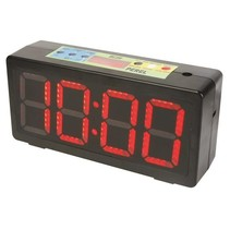 Chronometer / aftel / interval / digitale klok groot LED display