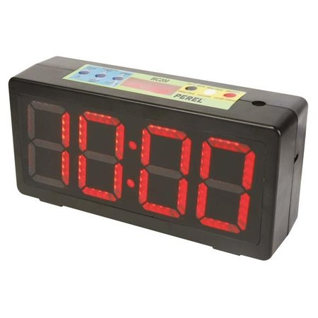Velleman Chronometer / aftel / interval / digitale klok groot LED display
