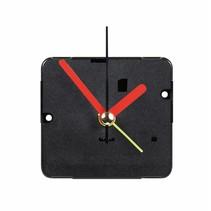 Quartz klokmechanisme met wijzers en wekker-functie