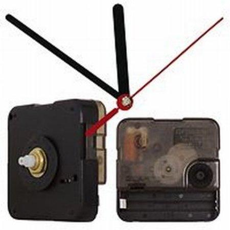 pre-order populair merk de goedkoopste Quartz klok uurwerk met seconden minuten en uren wijzer met korte en lange  wijzers