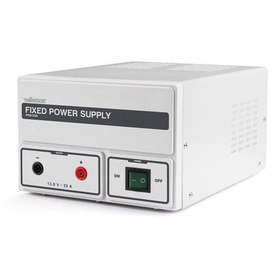 Velleman Velleman FPS1320 vaste gestabiliseerde voeding 13.8 Volt / 20 Ampere