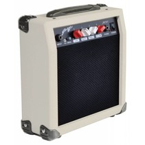 Johnny Brook JB703 20 watt gitaarversterker wit