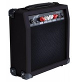 Johnny Brook Johnny Brook JB703A 20 watt gitaarversterker zwart