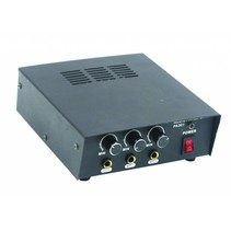 Eagle P101B PA versterker op 12 Volt 30 watt