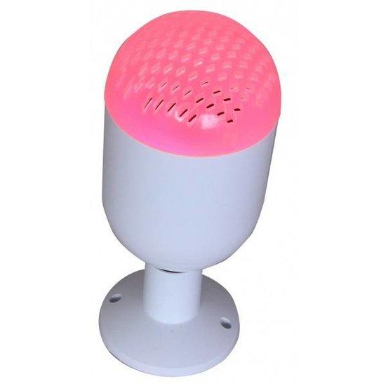 Ibiza Light Ibiza Light LED-SOUND RGB lamp met bluetooth luidspreker