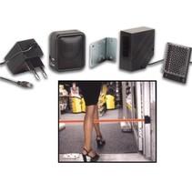 Enforcer PEM7D-E winkel deurbel werkt met infraroodstraal