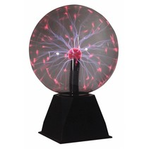 MAGIC PLASMA LIGHT 8 plasmabol 20 cm bliksemeffect