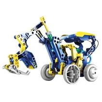 Velleman KSR 17 12-in-1 Robot kit bouwpakket op zonne energie