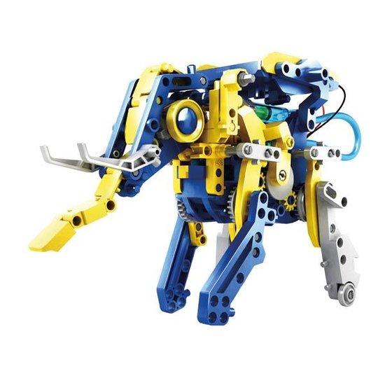 Velleman Velleman KSR 17 12-in-1 Robot kit bouwpakket op zonne energie