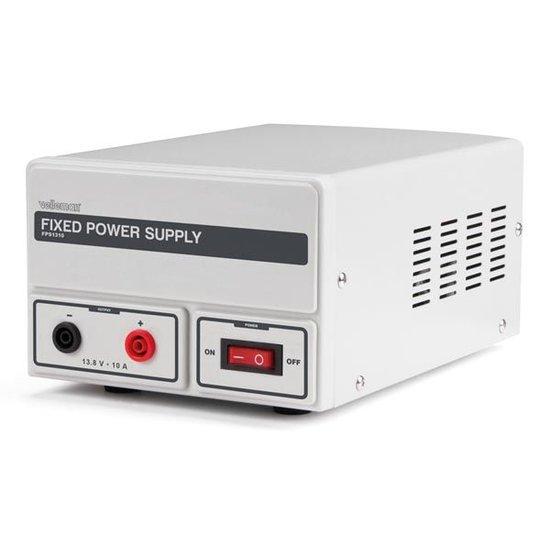 Velleman Velleman FPS1310 vaste voeding 13.8 volt DC 10 ampere