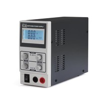 Velleman LABPS3005SM schakelende labovoeding  0-30 volt 0-5 ampère