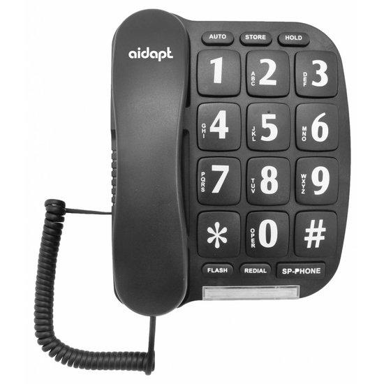 Aidapt Aidapt telefoon met grote toetsen seniorentelefoon