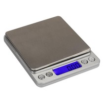 Velleman VTBAL30 precisie weegschaal max 500 gram 0,01 gram nauwkeurig