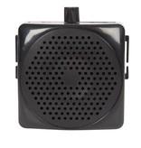 HQ POWER Draagbare mini PA versterker / mobiele lichtgewicht spraakversterker met headset