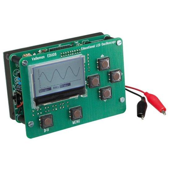 Velleman Velleman EDU08 LCD oscilloscoop bouwpakket