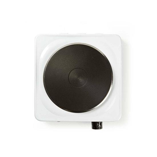 Nedis Nedis elektrische 1500 watt kookplaat - 185 mm beveiliging tegen oververhitting
