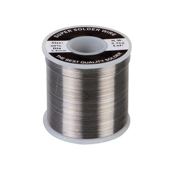 Velleman Soldeertin 500 gram 0.8 mm
