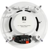 e-Audio plafondluidspreker 6,5 inch 250 watt wit
