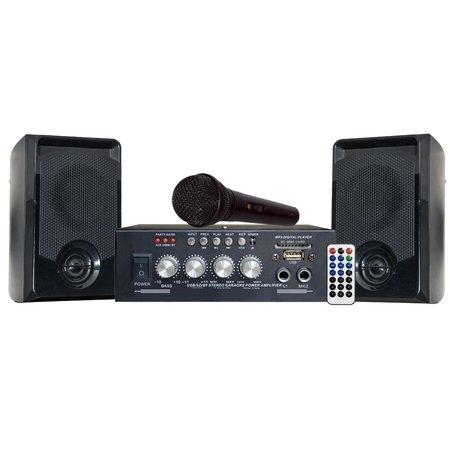 SHALL Shall complete karaoke set met bluetooth en microfoon