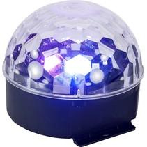 Shall discobol LED licht effect RGB