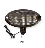 Nedis Nedis terrasverwarmer met paal van 190 cm 3 standen  - 2000 watt