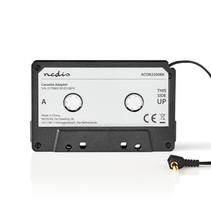 Cassette Adapter voor Ipod, Iphone, MP3 speler etc.