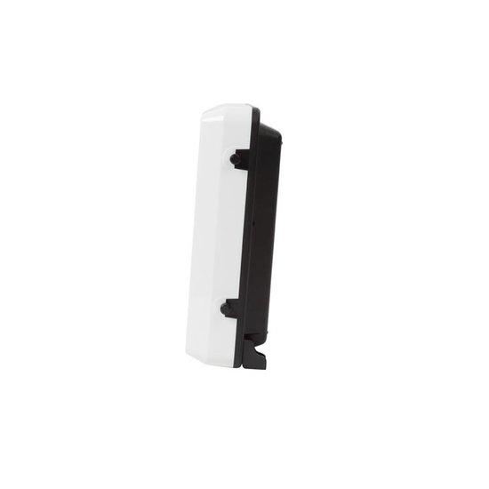 Perel Shall DM106 analoge klok dementieklok met batterijen - Gratis pillendoos