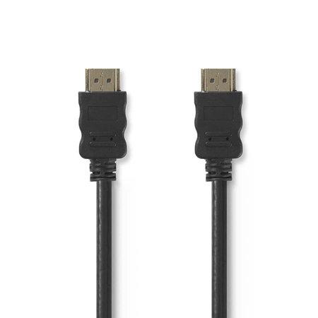 Nedis Nedis high speed HDMI kabel met ethernet - 1.0 meter