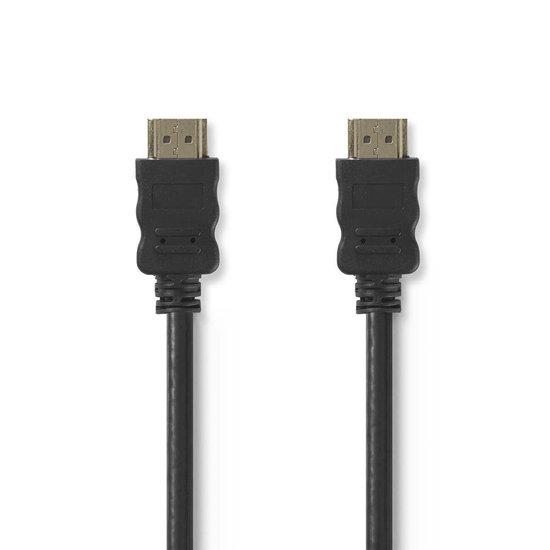 Nedis B.V. Nedis high speed HDMI kabel met ethernet - 1.0 meter
