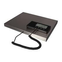 Perel VTBAL502 digitale postweegschaal met afneembaar display 150 kilo