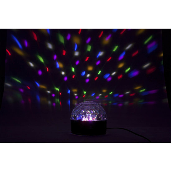 Party Party discobol LED licht effect RGB
