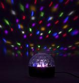 SHALL Shall discobol LED licht effect RGB
