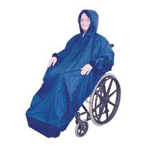 Aidapt VM127ST regenpak met fleece voor in de rolstoel